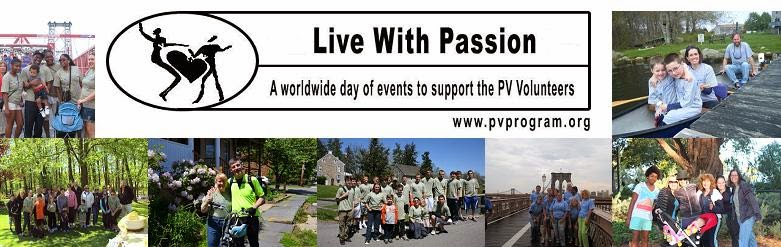 PV's LIVE WITH PASSION