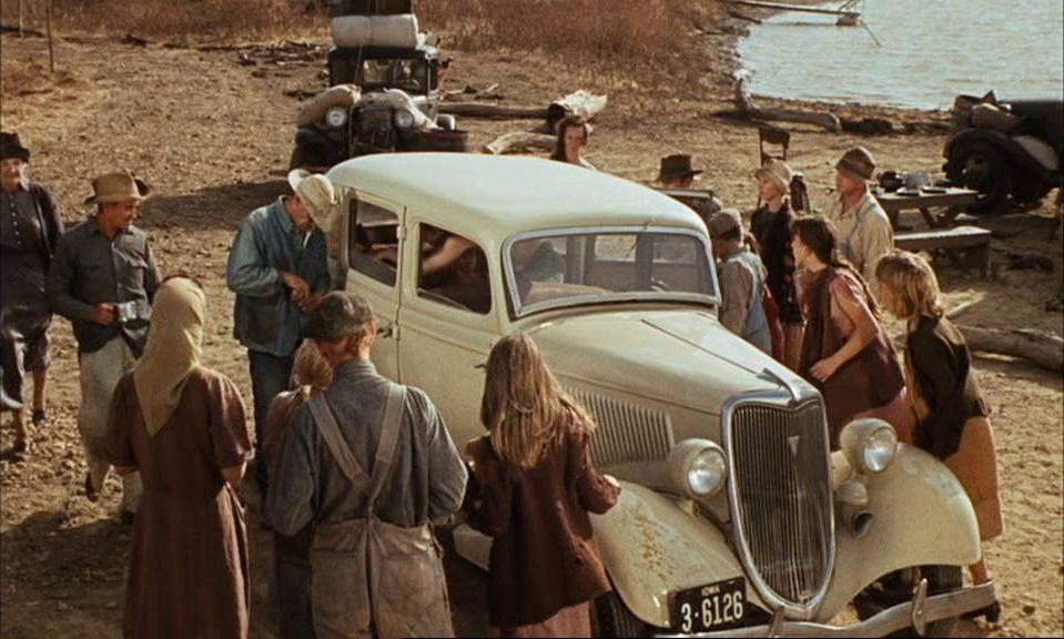 Bonnie and clyde film essay