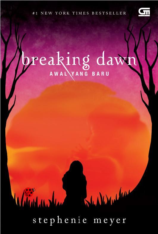 Resensi Novel Breaking Dawn