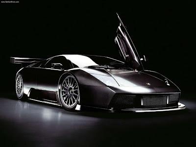 Lamborghini Aventador Melbourne Motor Show 2011