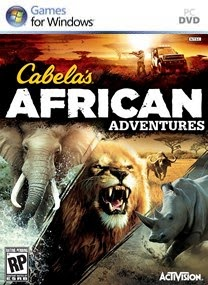 Cabelas African Adventures PC Game Coverbox Cabelas African Adventures FLT