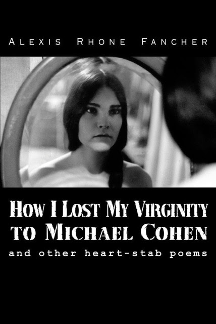 http://www.amazon.com/How-Lost-Virginity-Michael-Cohen/dp/1495123197/ref=sr_1_1_twi_2?s=books&ie=UTF8&qid=1415985271&sr=1-1&keywords=alexis+rhone+fancher