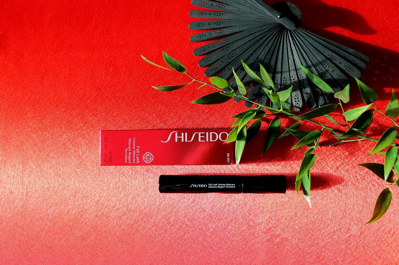 Beauty Unearthly: Shiseido Full Lash Volume Mascara BK 901 ...