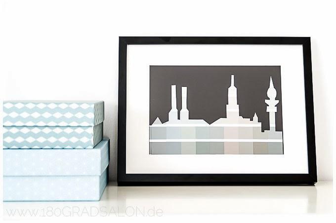 180gradsalon die skyline deiner herzstadt mit farbkarten for Farbkarten kostenlos