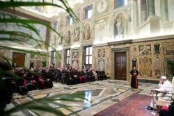 Papa pede aos missionários mais atenção às Igrejas jovens