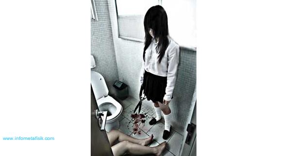Awas, Hantu Hanako Muncul di Toilet Anda
