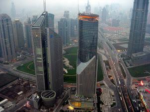Shanghái (urbanismo del futuro)