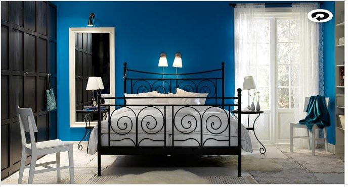 Colores relajantes para pintar un dormitorio  Ideas para decorar, diseñar y mejorar tu casa.