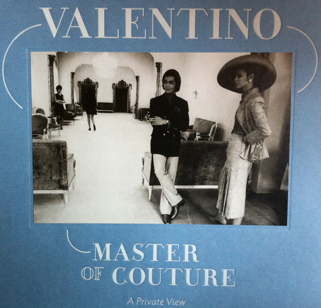 Trendvm valentino master of couture exhibition somerset for House of couture