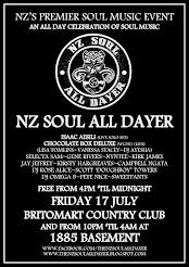 Next NZ Soul All Dayer Event: