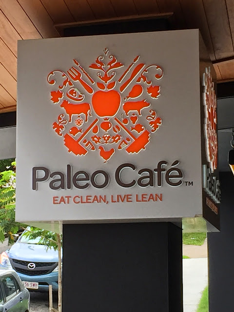 Paleo Cafe Bulimba Cassie Cakes Review