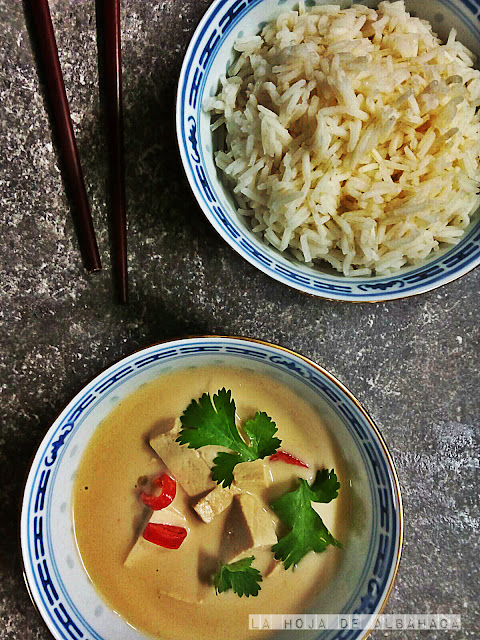 Vegan Tom Kha Soup, soup, vegan recipes, recetas veganas, ricette vegane