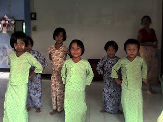 Thee Brothers Teaching Burmese Dance to Displaced Children