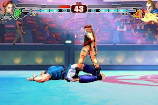 Street Fighter IV for iPhone to add Cammy aka Kirabi 5