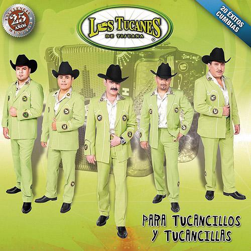 Los Tucanes De Tijuana - Para Tucancillos Y Tucancillas CD Album 2013