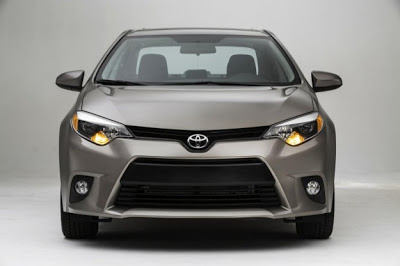 new 2014 Toyota Corolla sporty