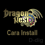 Cara Meng-install Client dari Game Dragon Nest Online - Gemscool