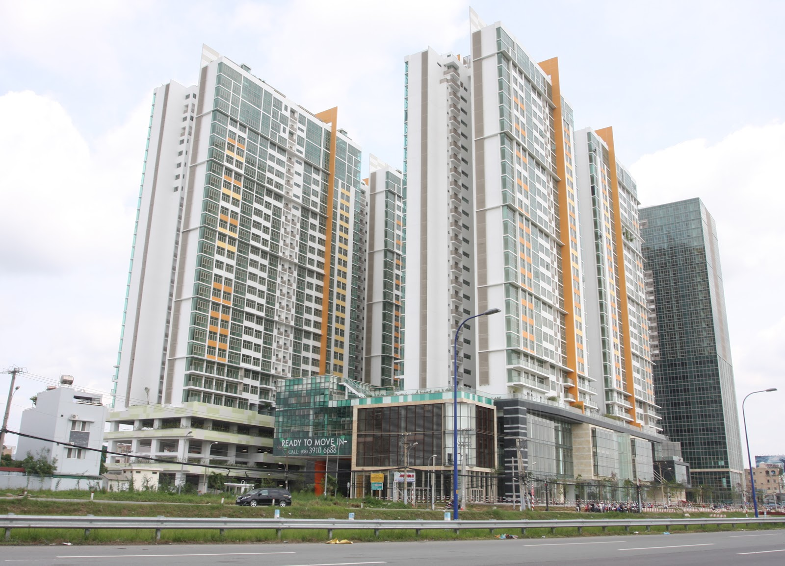 Security Solution for Apartment Project in Vietnam