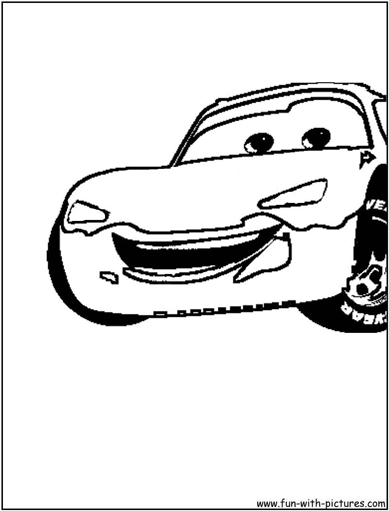 cartoons coloring pages disney cars coloring pages