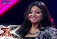 AJENG - IRREPLACEABLE (Beyonce) - Gala Show 07 - X Factor Indonesia 2015