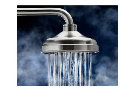 Warm Water Hair Wash
