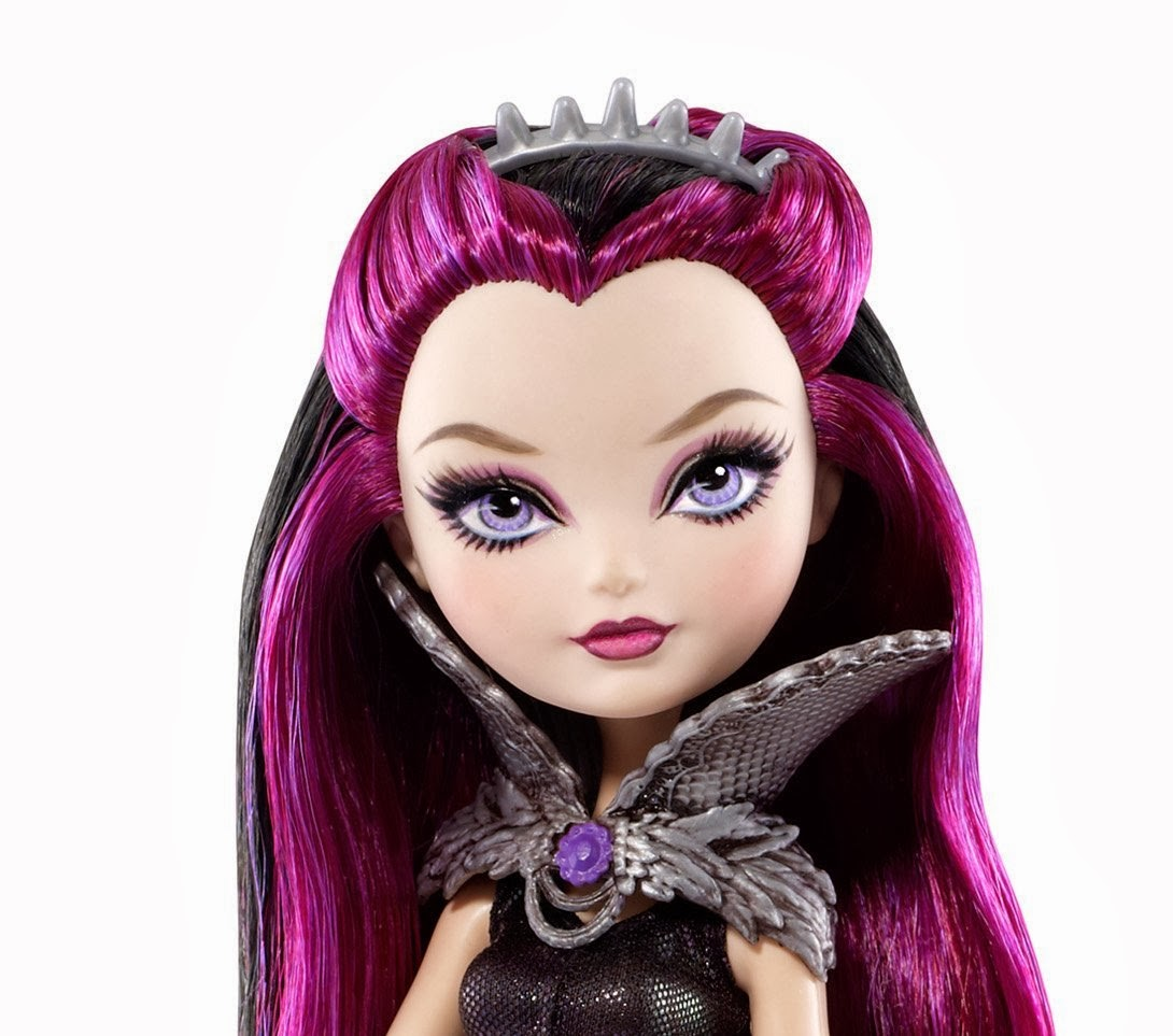 TOYS: Raven Queen : Ever After High | DOLLS | MUÑECAS