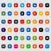 30+ Best Free Social Media Icon Sets