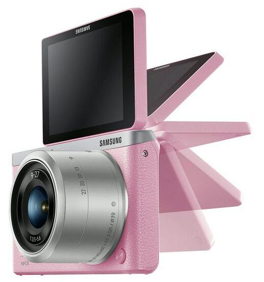 Samsung NX Mini Datang Untuk Generasi Selfie