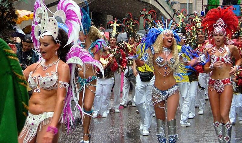 El Carnaval de Rio de Janeiro