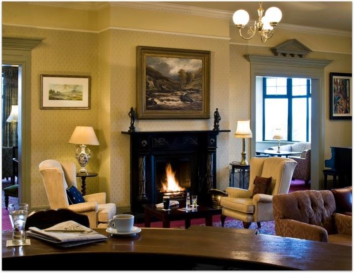 Knockranny House Hotel Westport
