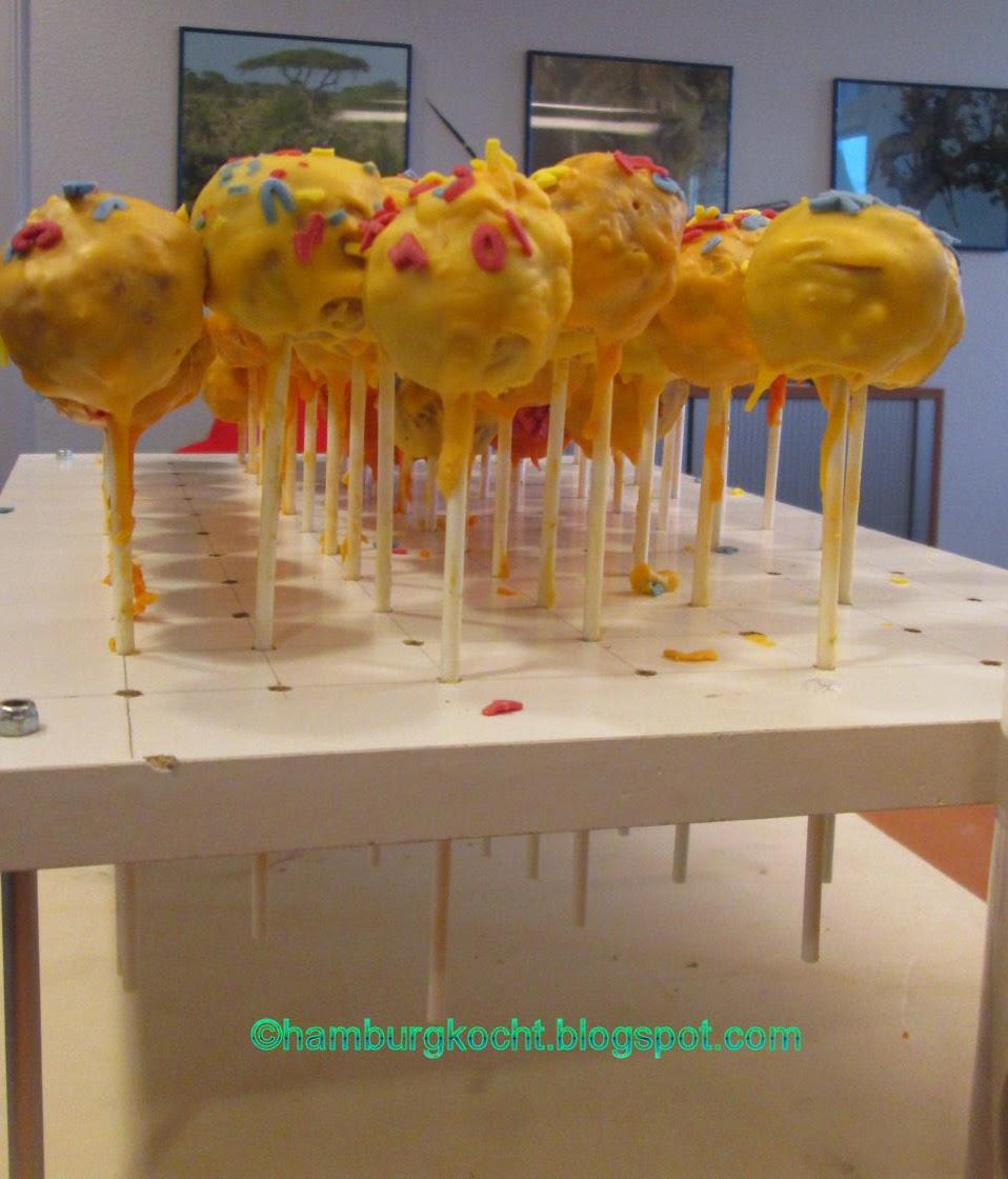 Cake Pops Reste De Gateau Rt Yaourt