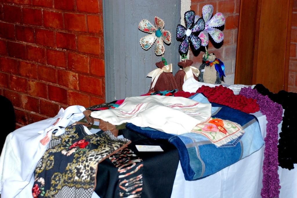 Artigos de Teresópolis na Mostra dos Produtos da Economia Solidária e Feminista
