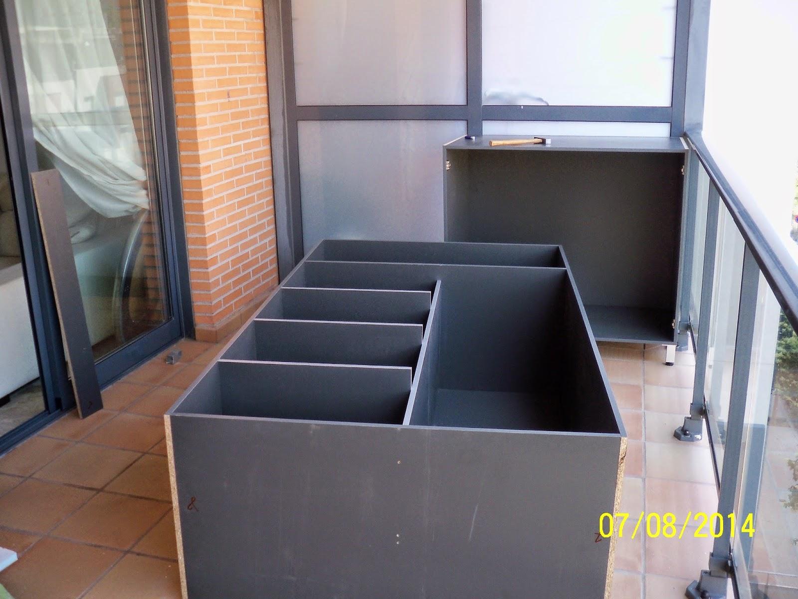 Pepe granell armario modular terraza ebanister a 2014 - Armarios para terrazas ...