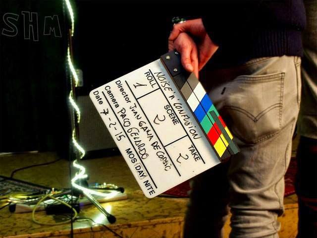 """Noise 'n' Confusion presentan el videoclip de """"El Método Stanislavski"""""""