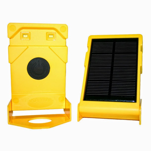 Top Solar Powered Gadgets and Gifts - Solar Lamp (20) 8
