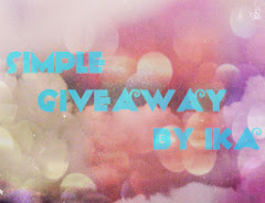 Simple Giveaway by Ika