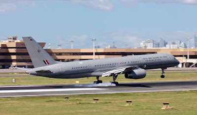 new zealand air force 757