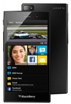 Harga Dan Spesifikasi BlackBerry Z3 Jakarta Edition Terbaru 2014