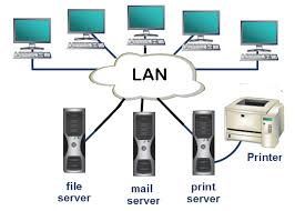 LAN (Local area network) adalah