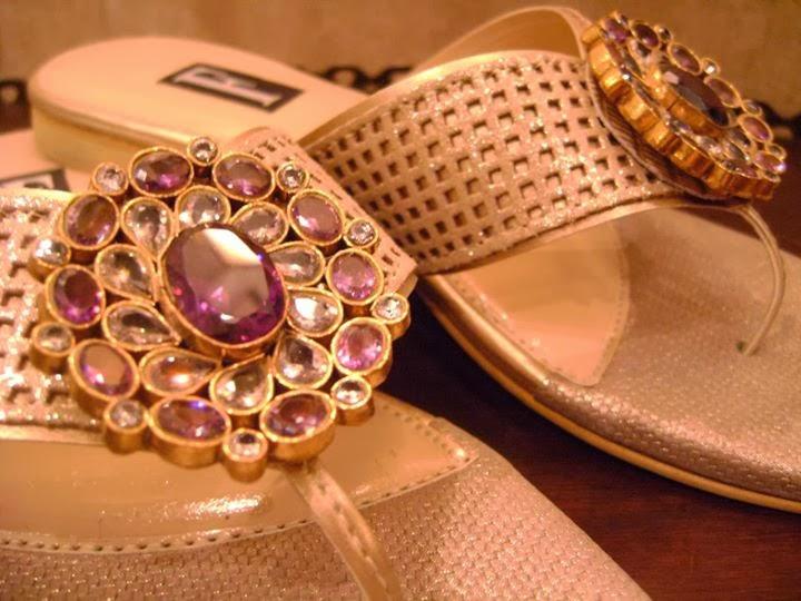 Farah & Fatima Fancy shoe collection