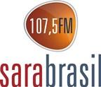 ouvir a Rádio Sara Brasil FM 107,5 ao vivo e online Araucária - Paraná
