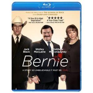 Bernie Blu Ray Release Date