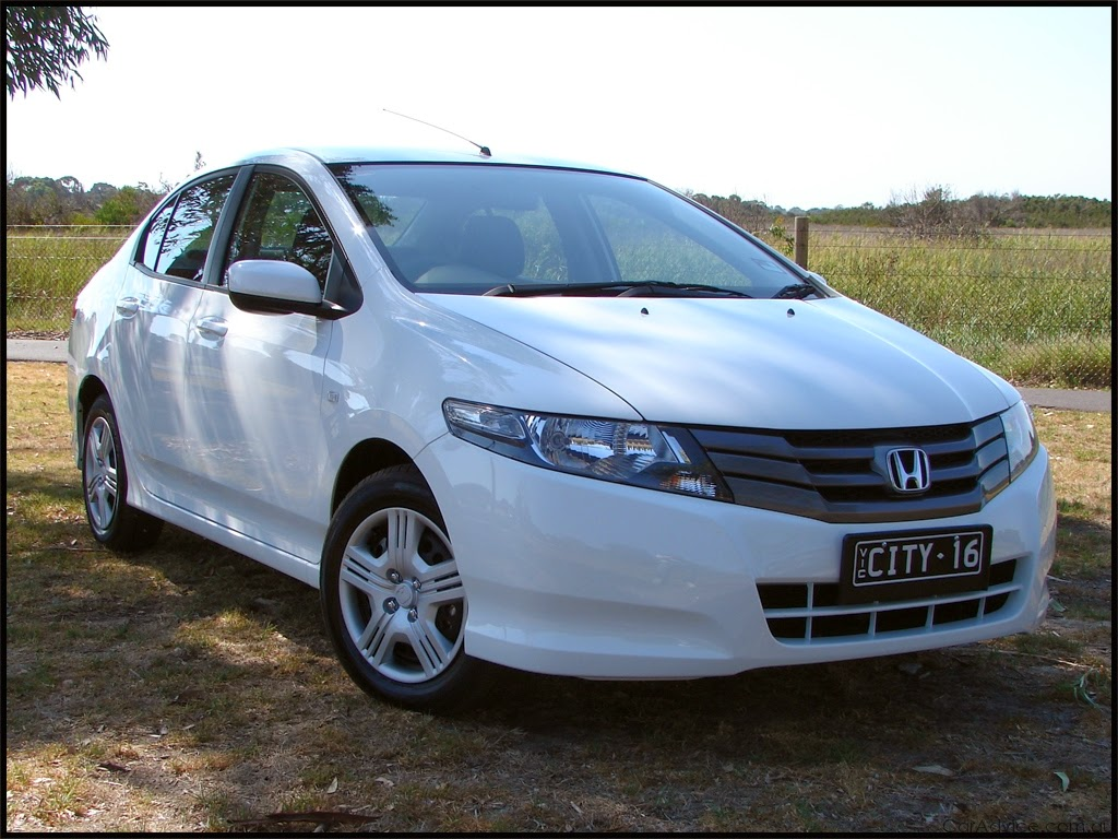 Honda City All Models List 1