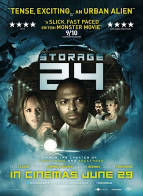 Filme Poster Storage 24 DVDRip XviD & RMVB Legendado