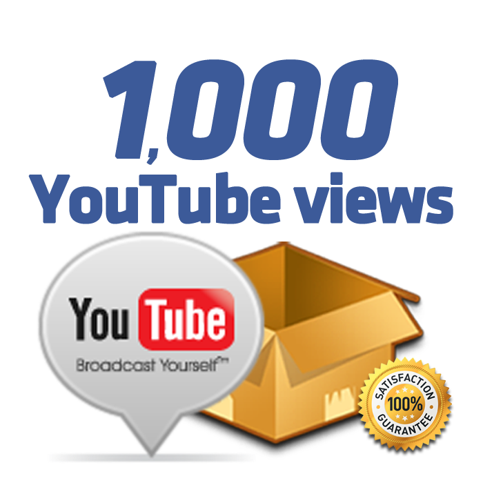 1000 YouTube Views