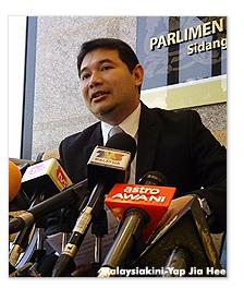 Rafizi Fitnah Anak DS Najib Razak?! #1MDB #KekalNajib