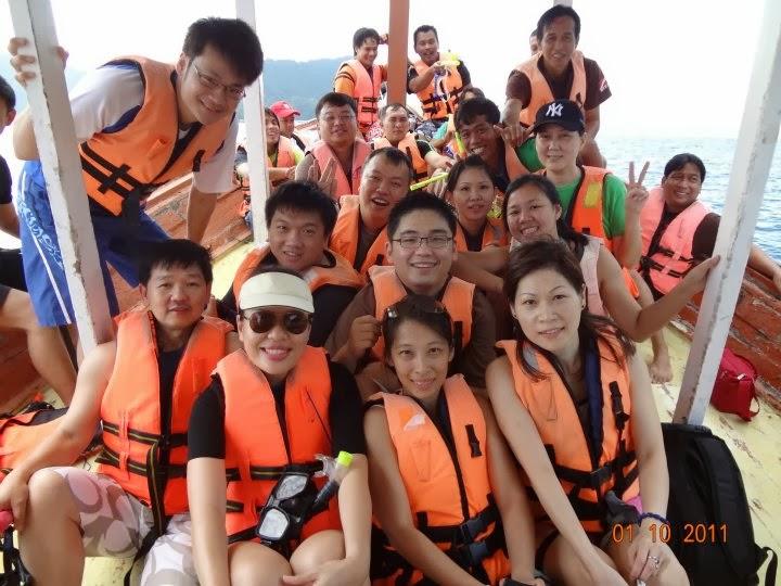 停泊島 Pulau Perhentian