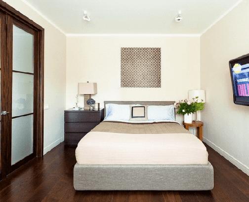 Desain Kamar Tidur Ukuran 3 x 3 Modern