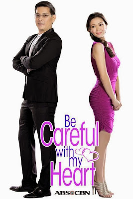 Tonton Be Careful With My Heart, Filipino Drama TV3 Full Episod