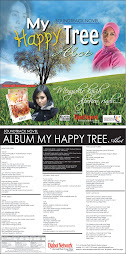 ALBUM TERBARU SOUNDTRACK NOVEL ' MY HAPPY TREE' -ABOT